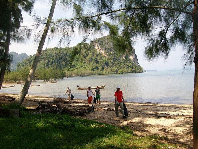 Marine conservation in Thailand