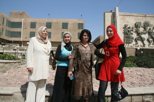 Shelters for Women in Iraq and Afghanistan