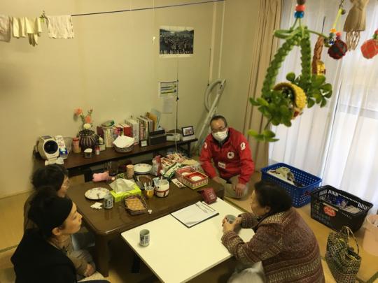 Otstushi Temporary Complex 3 February 18, 2017