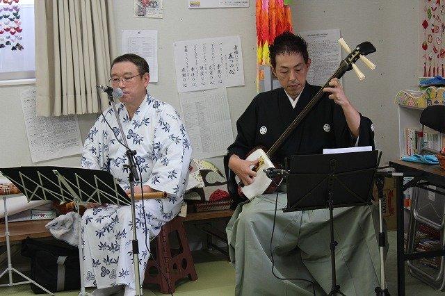 Beautiful harmony of Japanese musical instruments