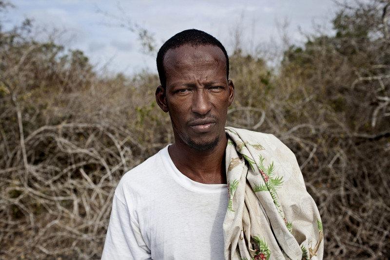 Abdullahi Omar. 37 years old