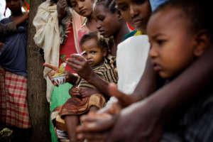 Provision of nutritious food in Ethiopia