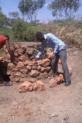 Rehabilitating the Donsbugle well