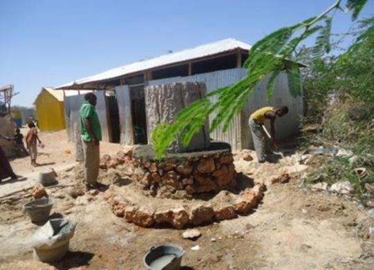 Rehabilitating the Domey well