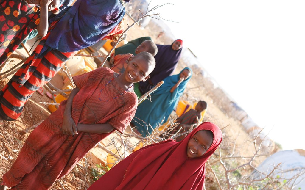 Provide Lifesaving Relief to Drought Victims