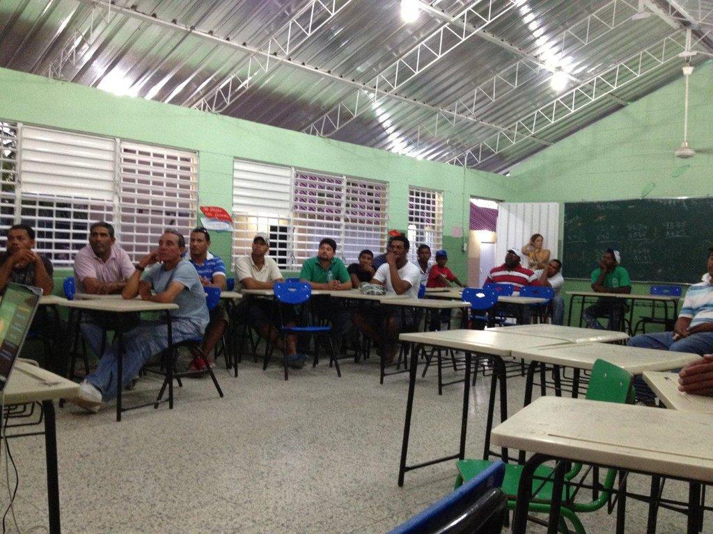 Conference@ Palmar de Ocoa