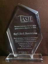 TASTE recognition to RCDR!!!