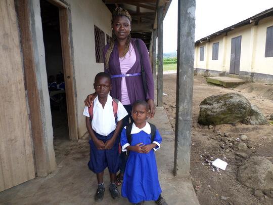 Children with SODEIT Administrator