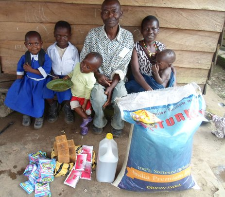 Food, Nurtrition and sanitation items presentation