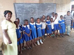 Presbyterian School Beneficiaries