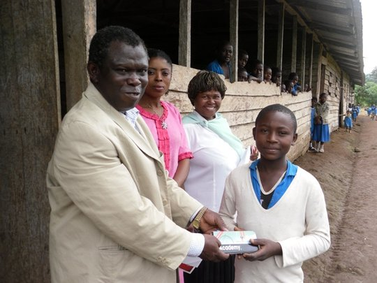 Best Mathematics Pupil - Government school