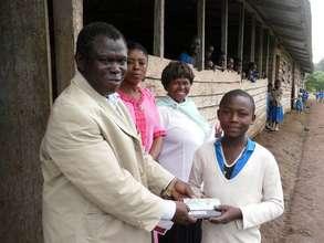 Best Mathematics Pupil - Government school