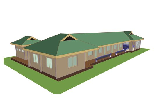 3D View of Clinic