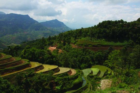 Your support reaches remote corners in Vietnam