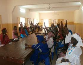 Women in Village Savings and Loan Associations