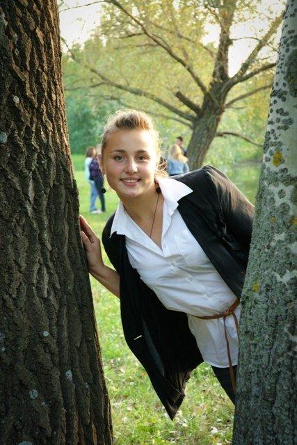Girl in CERI TC Program