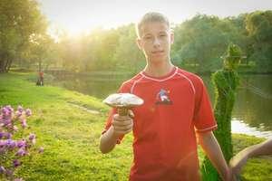 Boy in CERI TC Program