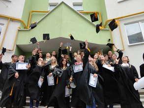 CERI Transitional Care Graduation