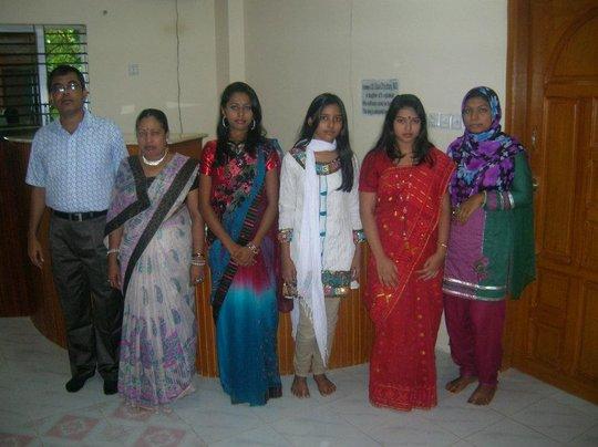 Health Complex Team Members
