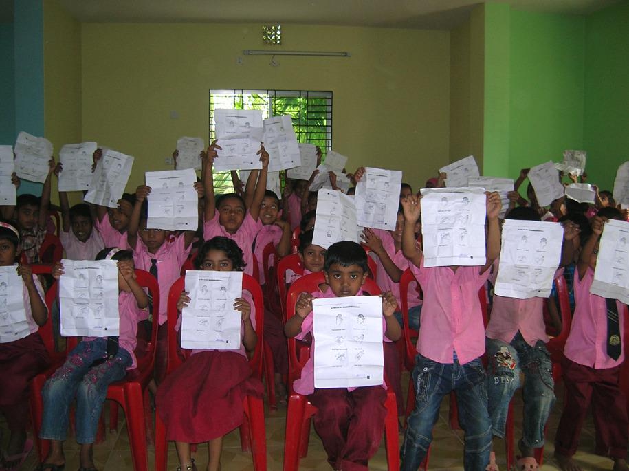 Primary School Hygiene Education Program