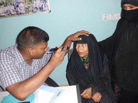2014 Eye Health Camp