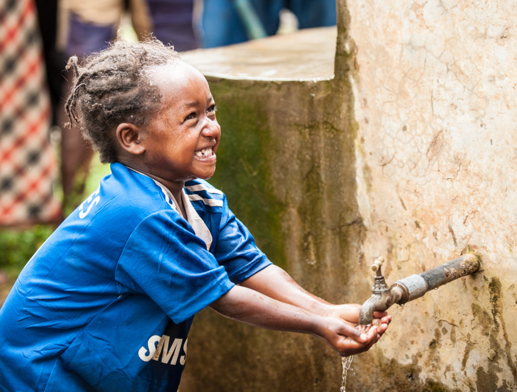 Orbis Provides Clean Water to Save Sight, Ethiopia