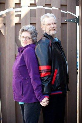 Helene and Michael Hardy