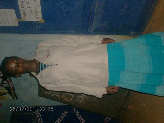 Koti a young girl who was defiled and now pregnant