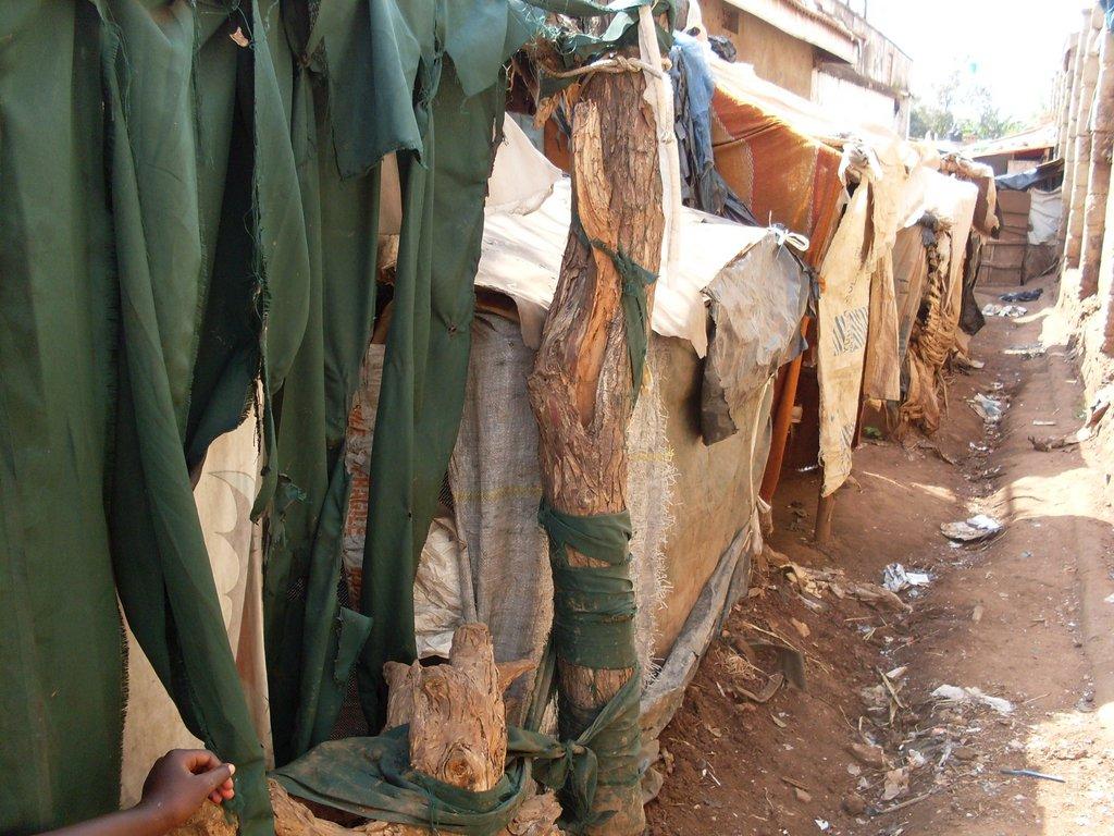Basic Needs to 150 Refugees Children in Kampala