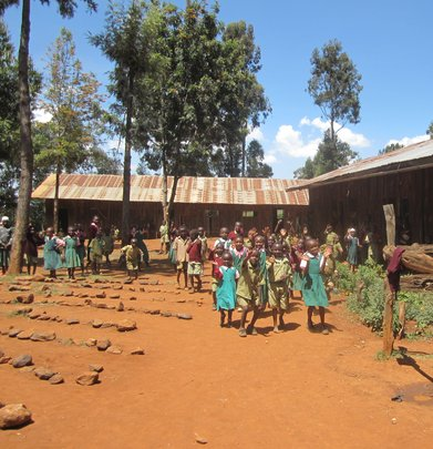 Matuiku Primary School - September 2012
