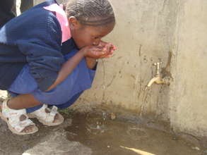 Clean Water & Sanitation for Kenyan Primary School