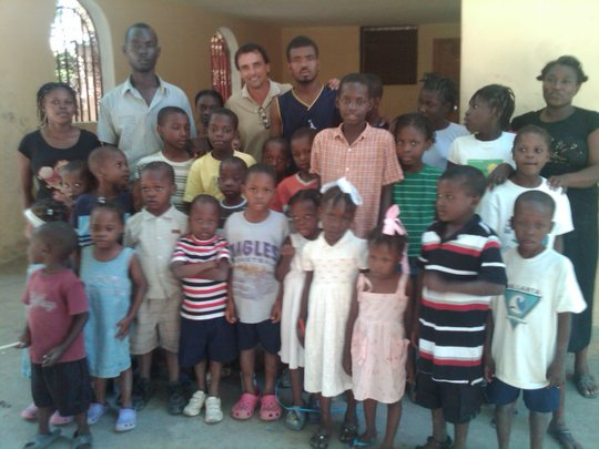 Keeping the electricity on at the orphanages