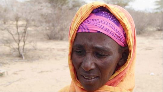 Somali refugee tells her story