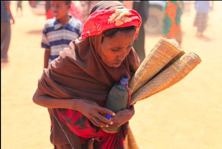 Survival Backpacks for Somali refugees in Kenya