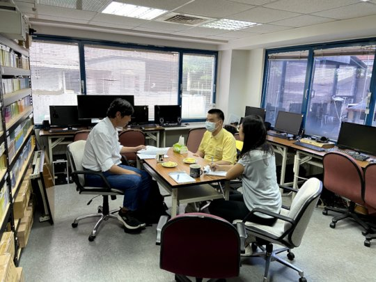 Vocational training 2.0