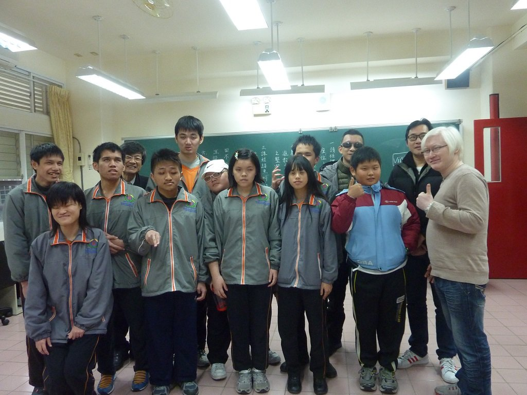 group class of screen reader