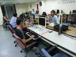 long-term vocational training class