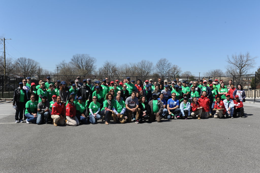 Give an Hour Service Project - Washington, DC