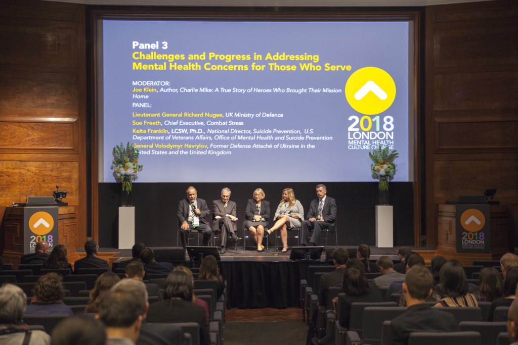 Global Summit on Mental Health Culture Change