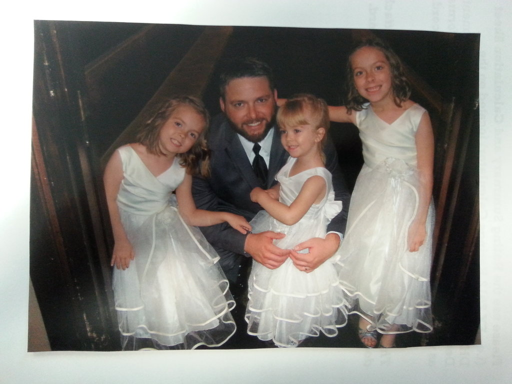 Ryan and his daughters