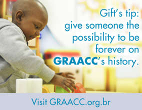 Giving and mark forever his name in GRAACC