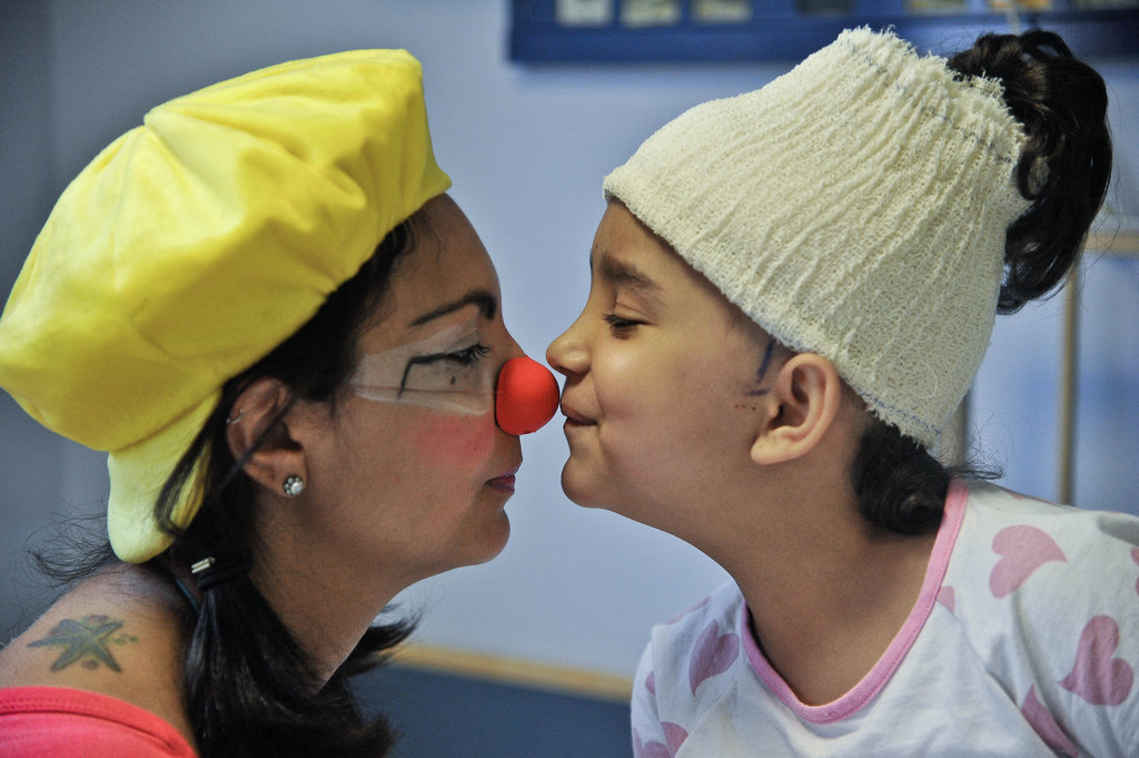 Research and treatment of child cancer in Brazil