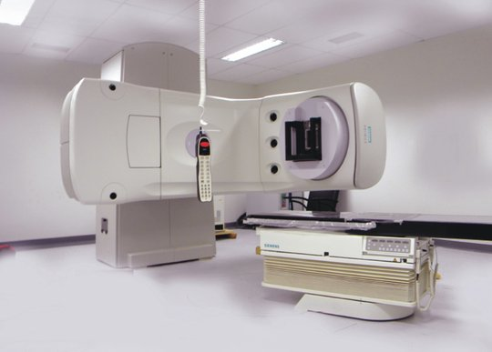 Modulated radiotherapy