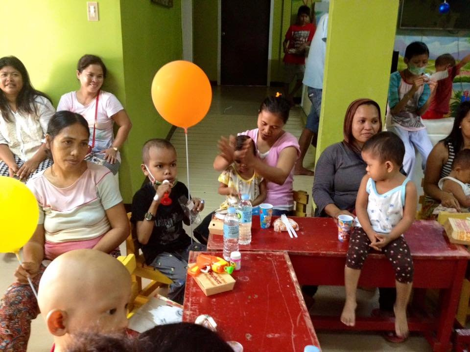 Christmas Party at House of Hope, Davao