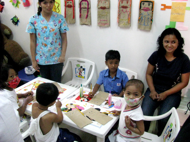 Healing Arts at National Children