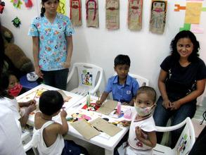 Healing Arts at National Children's Hospital
