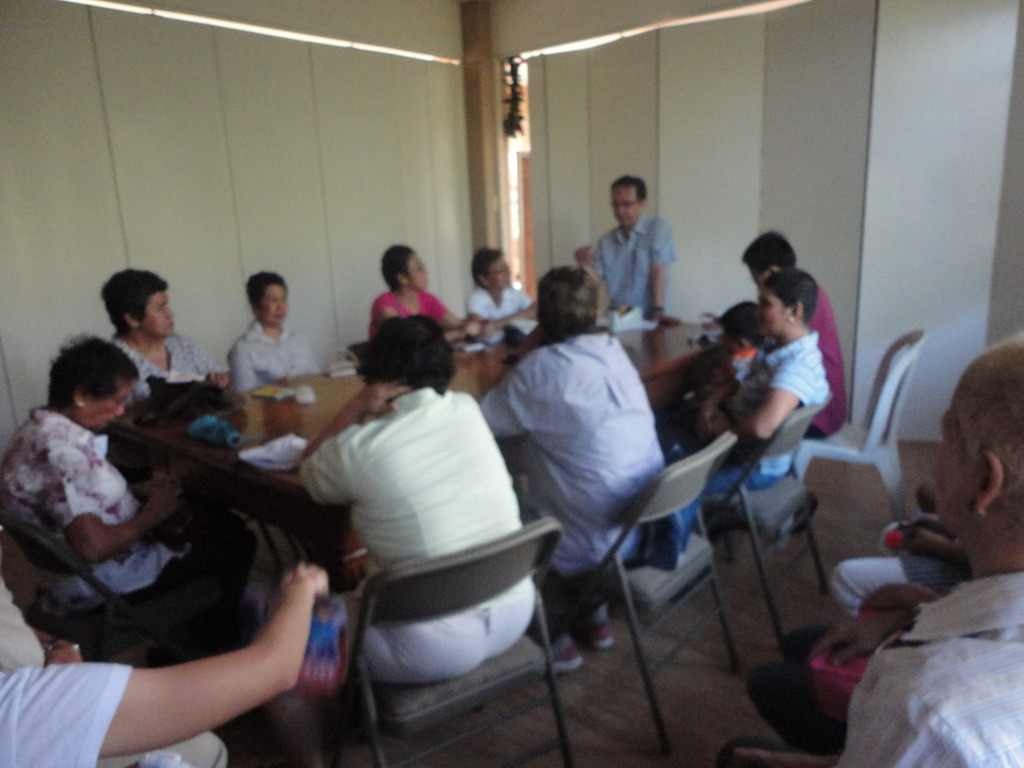 Cancer Patient Support Group in Manila