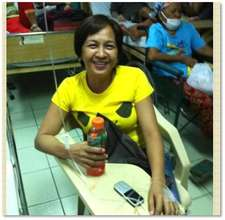 AAI-PCS Chemo-therapy patient in Manila