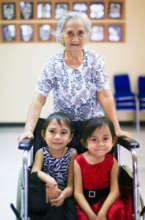 Sharing treatment and Grandma's Love @ PSOD