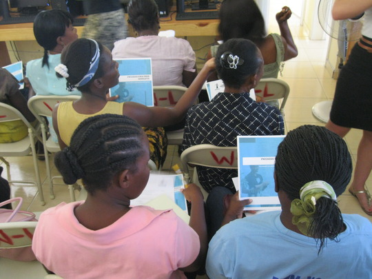 Combat Sexual Violence in Haiti